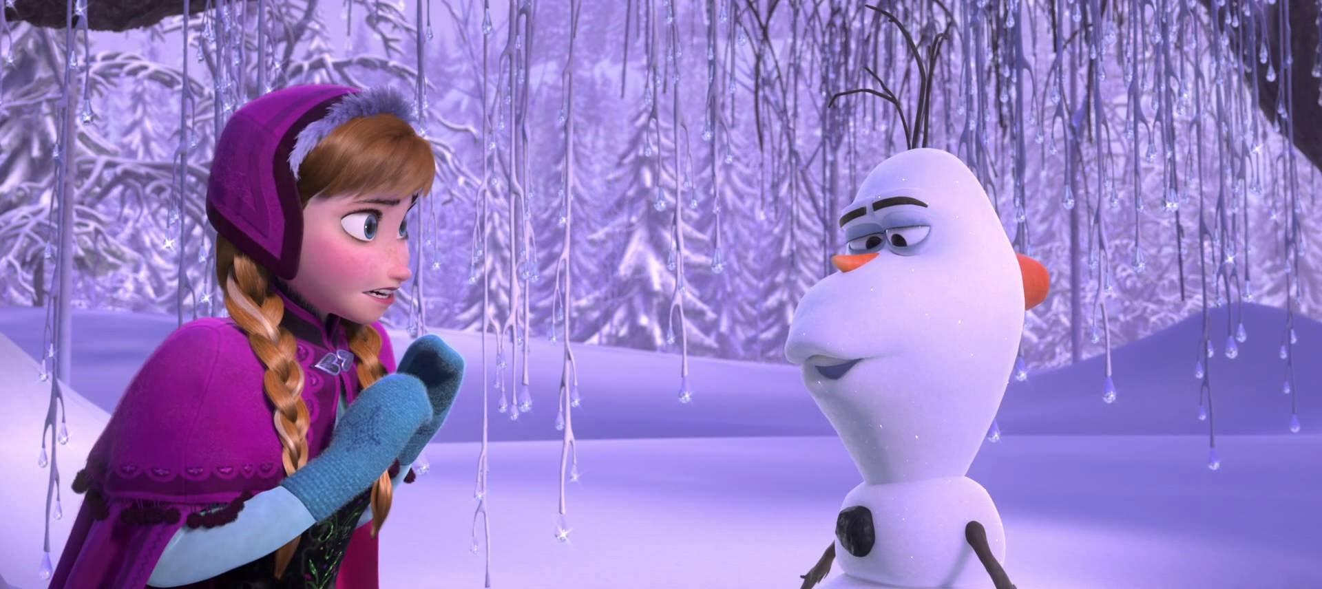die eiskönigin  völlig unverfroren  olaf der schneemann