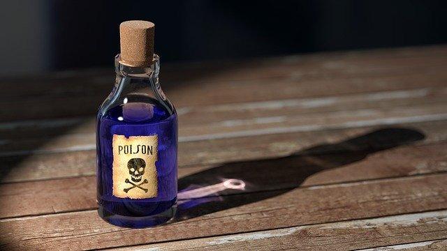 Vergiftete Getränke
